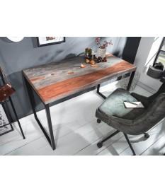 Table de bureau en bois massif de Sesham