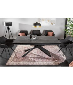 Table design 180-220-260 lave céramique