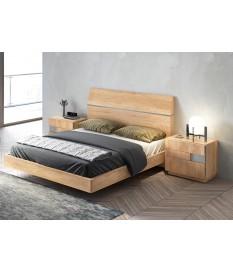Lit en Teck moderne - Chevets & tête de lit