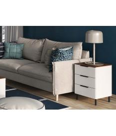 Table d'appoint - Bout de canapé à tiroirs