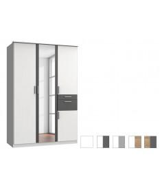 Armoire 4 portes - Lingère / Dressing / Tiroirs