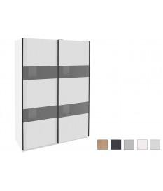 Armoire 2 portes coulissantes - Lingère / Dressing / Rangement