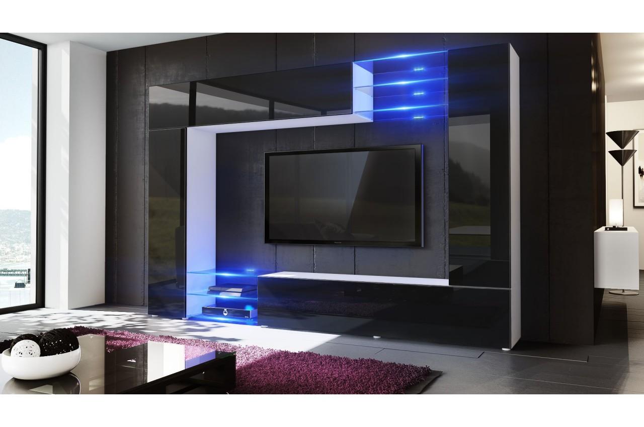 meuble t 233 l 233 mural design 12 finitions moderne aux choix