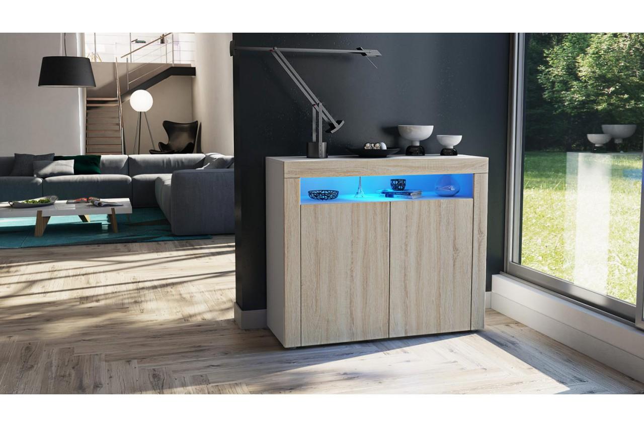 commode de salon moderne 11 finitions moderne aux choix. Black Bedroom Furniture Sets. Home Design Ideas
