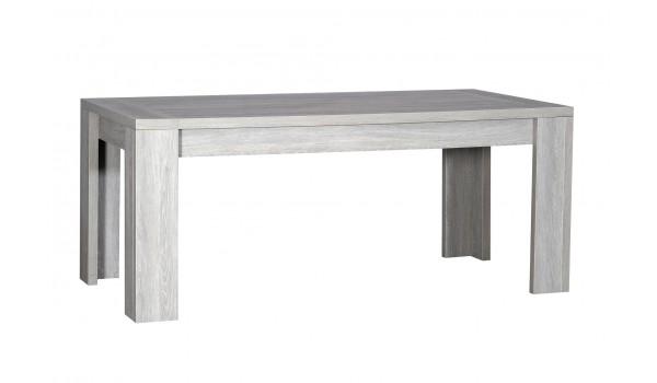 Table de Repas Rectangulaire / Chêne Gris Clair