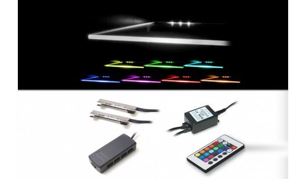 Éclairage LED RGB