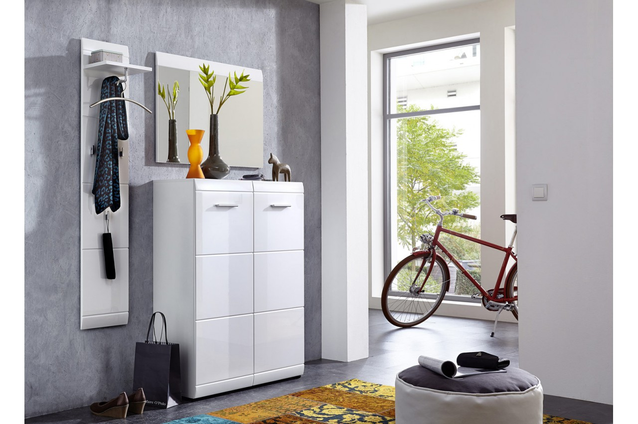 meuble d 39 entr e pas cher complet novomeuble. Black Bedroom Furniture Sets. Home Design Ideas