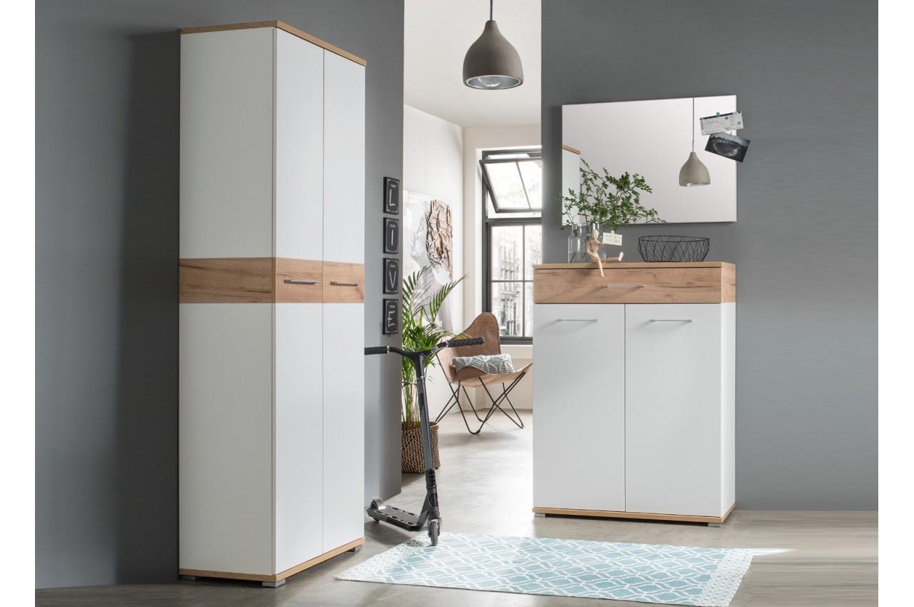 range chaussures et dressing pas cher pour meuble entr e. Black Bedroom Furniture Sets. Home Design Ideas