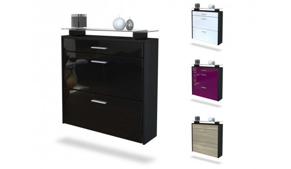 meuble rangement chaussures suspendu novomeuble. Black Bedroom Furniture Sets. Home Design Ideas