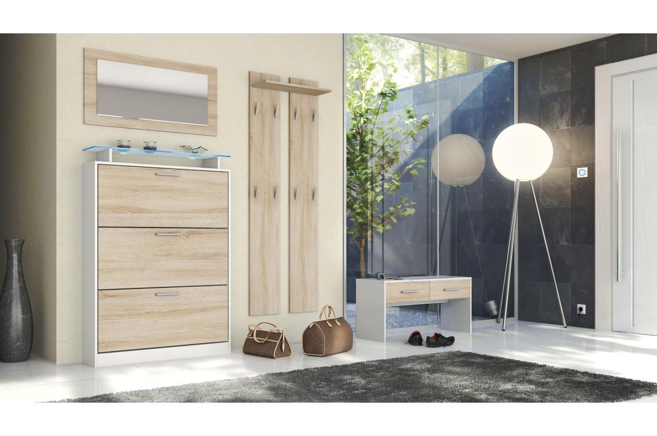 ensemble d 39 entr e design pour meuble entr e. Black Bedroom Furniture Sets. Home Design Ideas