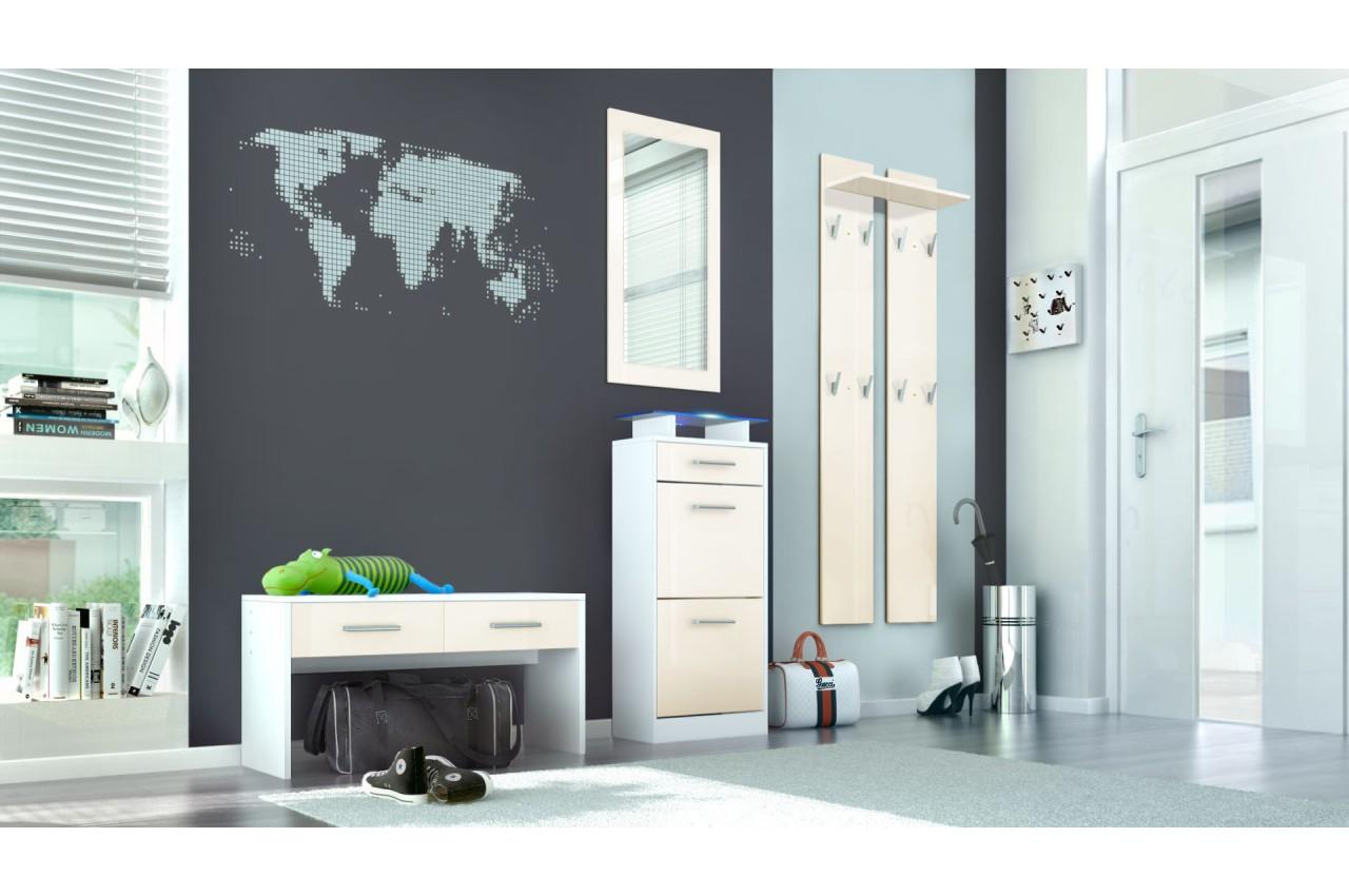 meuble d 39 entr e moderne novomeuble. Black Bedroom Furniture Sets. Home Design Ideas