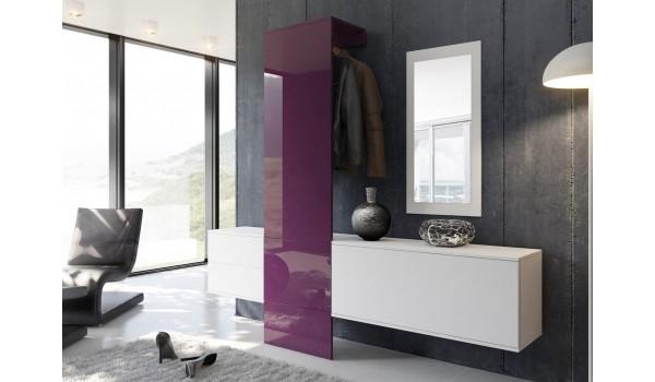 Vestiaire & Rangement Suspendu Design