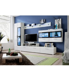 Ensemble TV Mural Design
