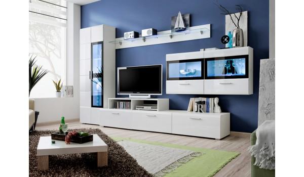 Ensemble TV Mural Design