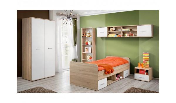 Chambre A Coucher Enfant Bois Blanc Pour Chambre Enfant Ado