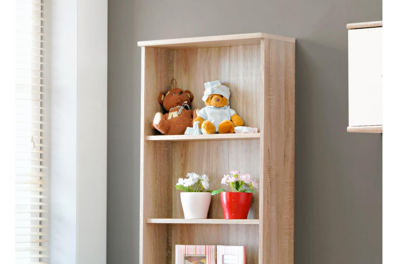 Chambre à Coucher Enfant Bois & Blanc pour chambre enfant & ado
