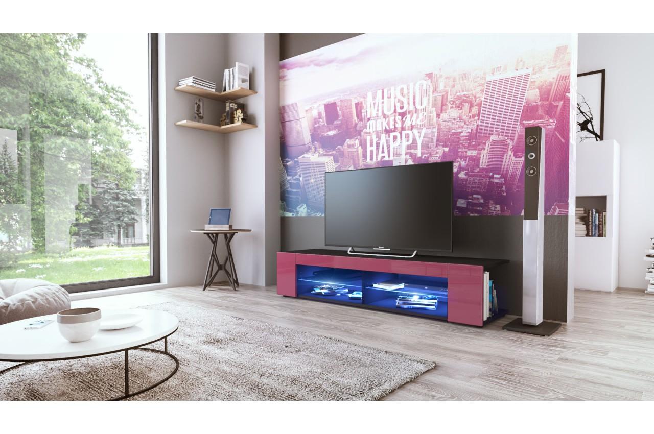 meuble tv bas pas cher pour meuble tv. Black Bedroom Furniture Sets. Home Design Ideas
