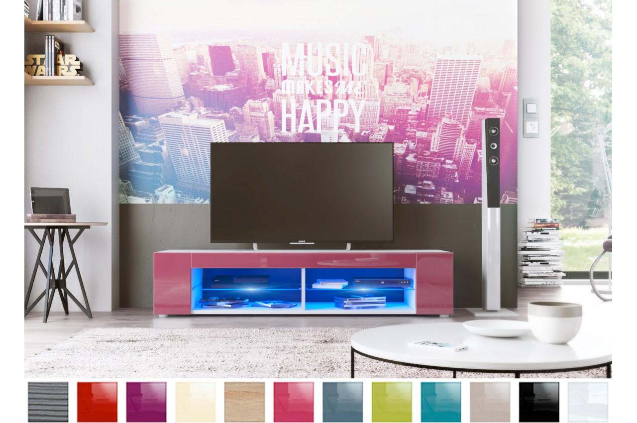 meuble tv pas cher pour salon. Black Bedroom Furniture Sets. Home Design Ideas