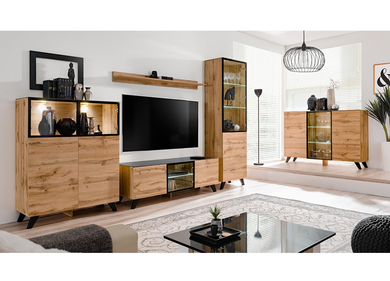 Meuble Salon Design Prix Reduit Novomeuble # Buffet Salon Meuble