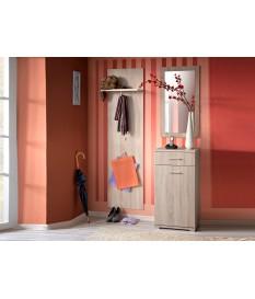Meuble D'entrée Pas Cher / Rangement - Vestiaire - Miroir