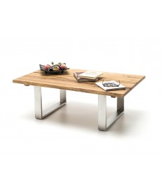 Table Basse en Bois Rectangulaire