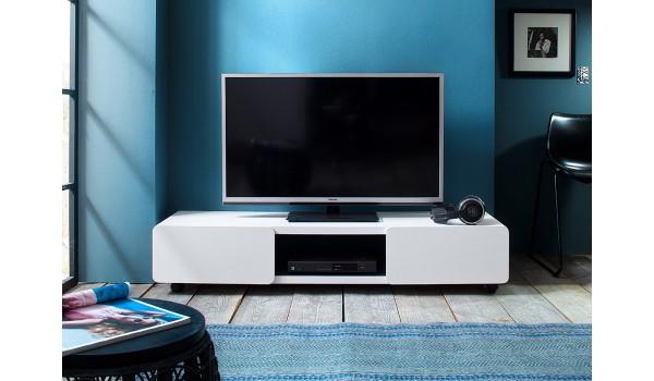 Meuble TV Design sur Roulettes