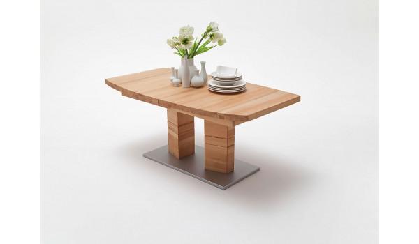 Table de Séjour en Bois Massif 180/270 cm