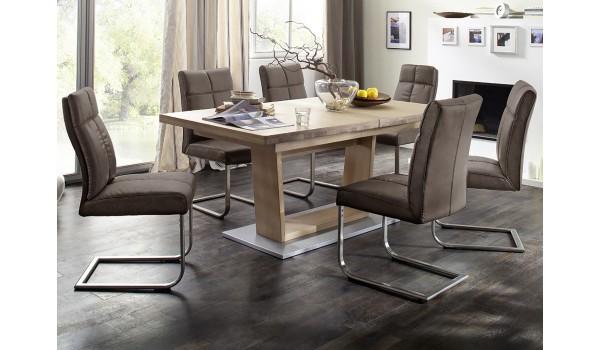 table de repas massif design