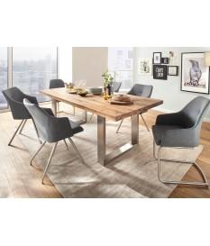 Table Salle à Manger en bois Contemporaine