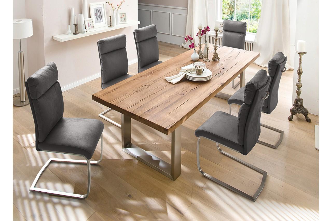 Table Salle A Manger En Bois Design Pour Salle A Manger