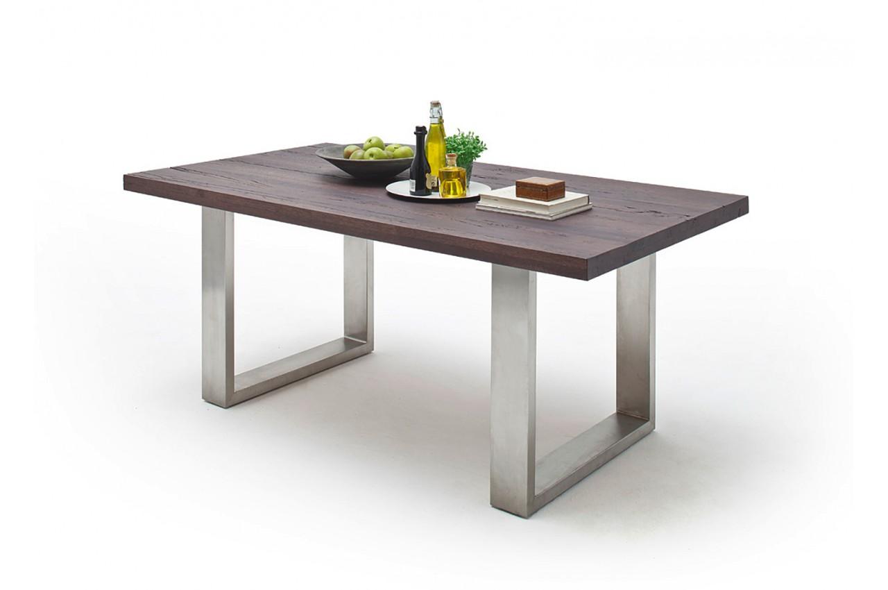 Table salle manger en bois moderne pour salle manger - Table salle a manger moderne ...