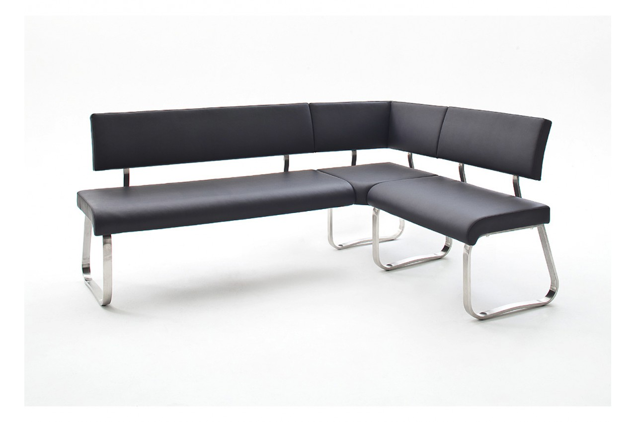 banc d 39 angle de table avec dossier novomeuble. Black Bedroom Furniture Sets. Home Design Ideas