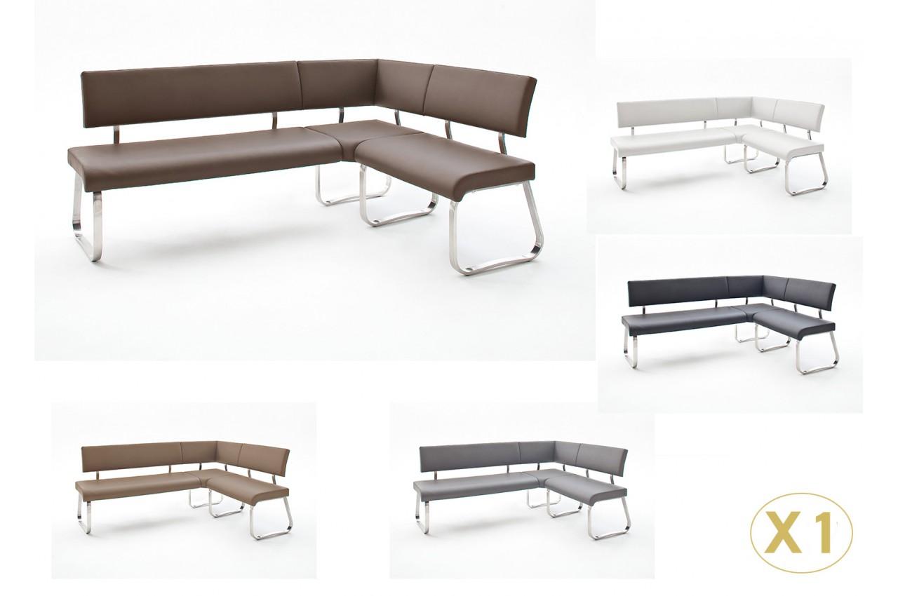 Banc d 39 angle de table avec dossier pour salle manger - Table de cuisine avec banc d angle ...