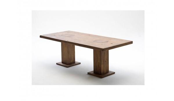 Table à Manger en Bois Massif 180 cm