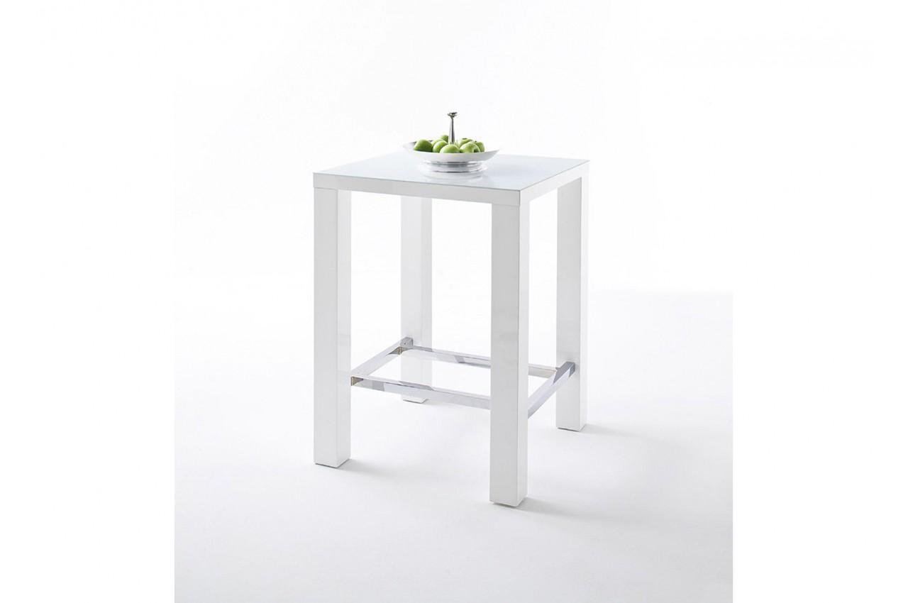 Table Haute Carree Design 80x80 Pour Salle A Manger