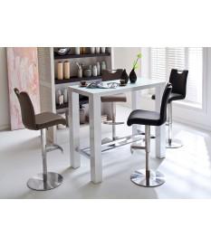 Table Haute Design 120x60