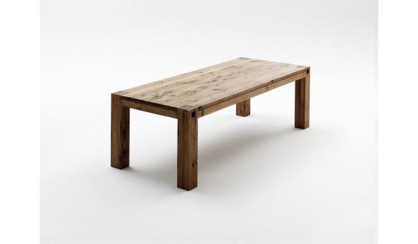 Table Chene Massif Moderne.Table De Ferme Moderne Chene Massif