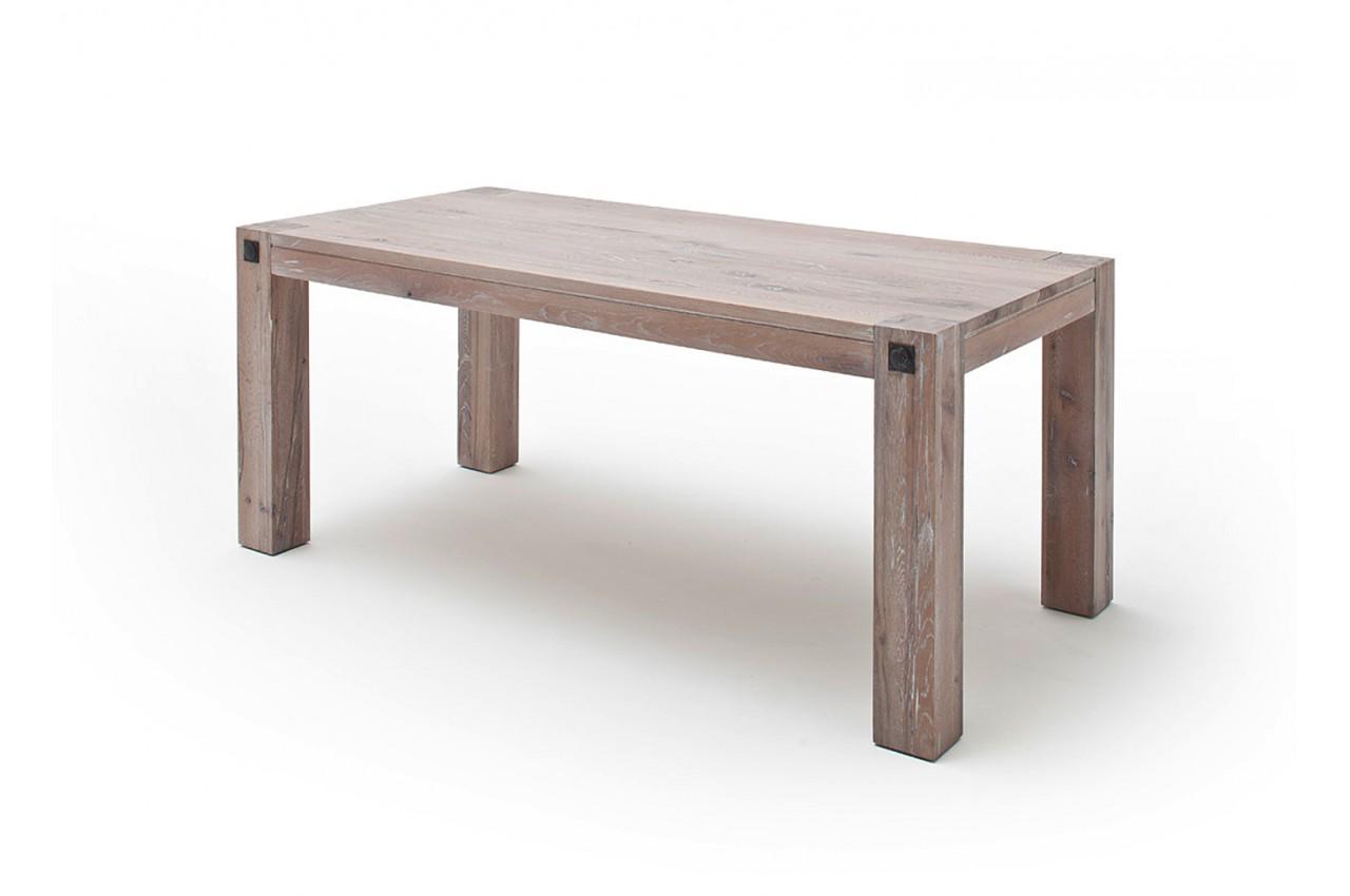 Table Chêne Manger De Salle Ferme Moderne Pour À Massif wXkZuTOPi