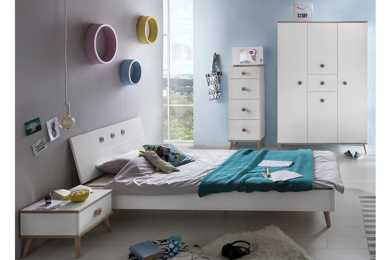 Chambre coucher adolescent moderne pour chambre enfant ado - Chambre des notaires de l aisne ...