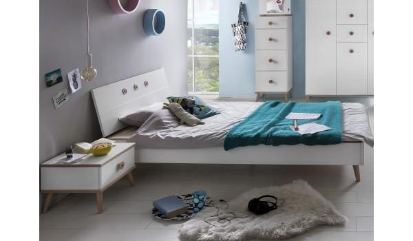 Lit Enfant / Adolescent de Style Scandinave