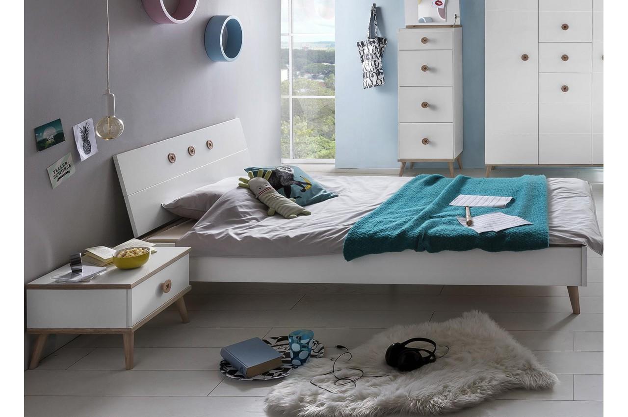 Lit Scandinave Enfant / Adolescent pour chambre enfant & ado