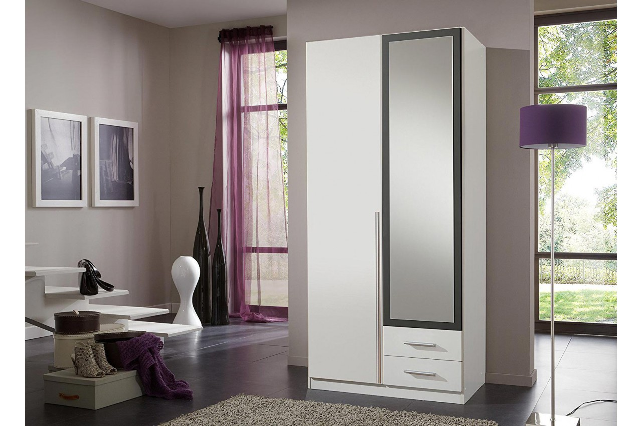 armoire dressing pas cher avec miroir pour armoire dressing. Black Bedroom Furniture Sets. Home Design Ideas