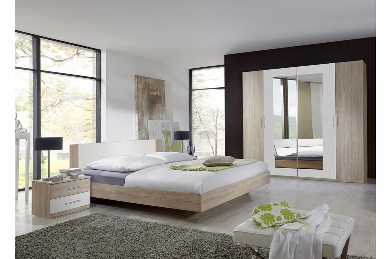 Chambre coucher compl te pas cher pour chambre adulte - Chambre a coucher pas cher complete ...