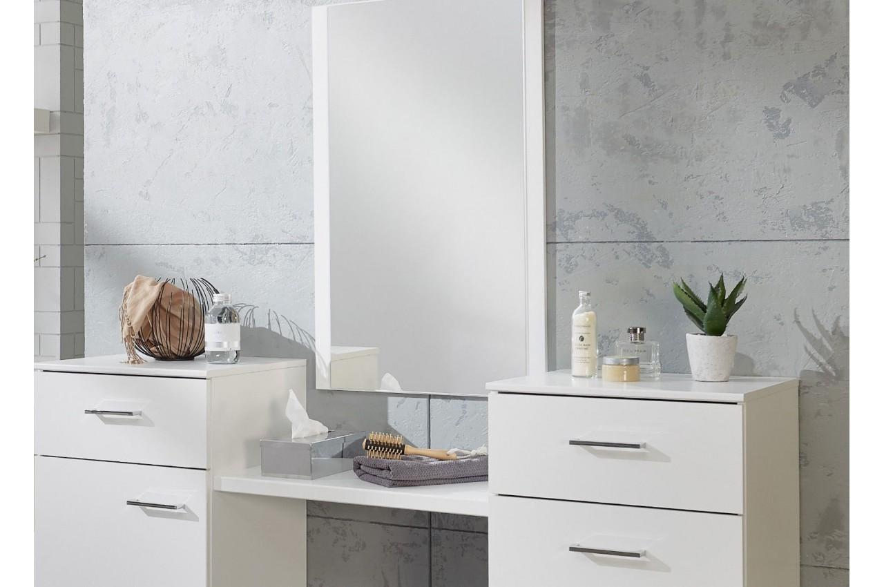 coiffeuse avec miroir meuble de chambre pour commode