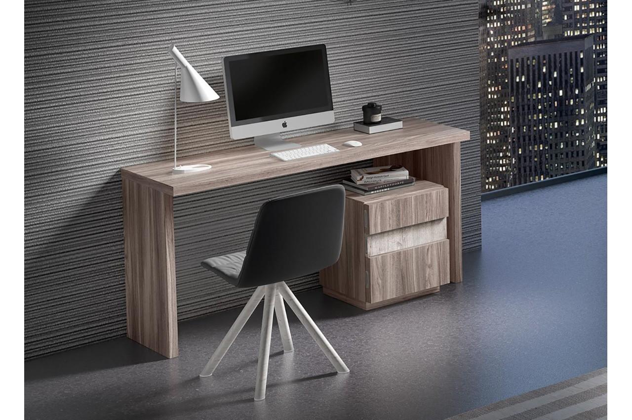 Bureau bois moderne bureau contemporain abi