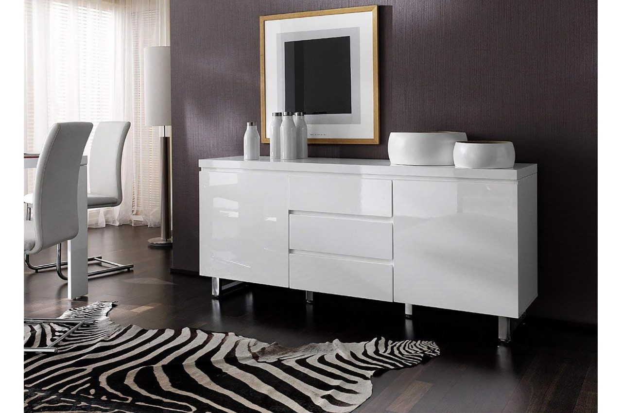 Tips to Create Meuble Salon Laque Blanc Brillant