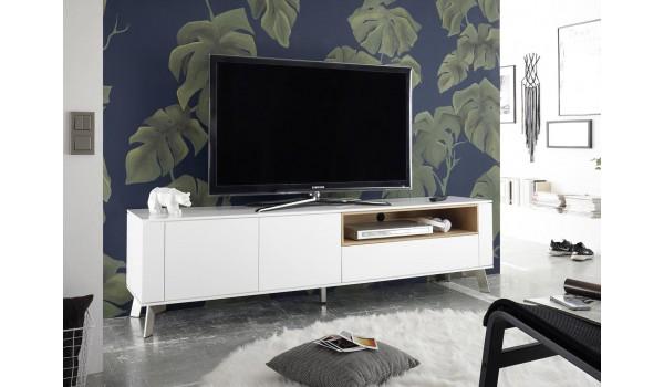 Meuble TV hi-fi design pas cher