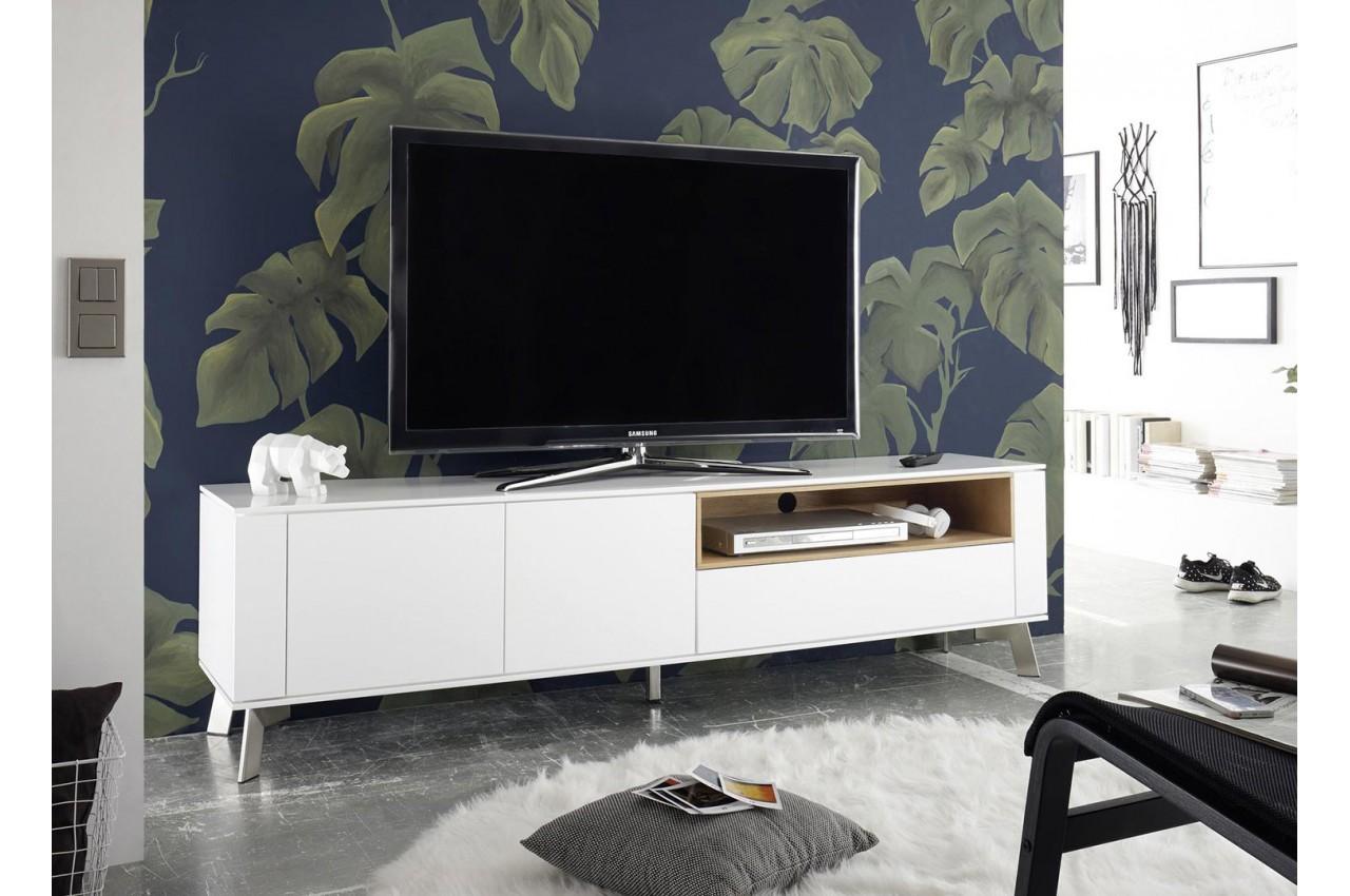 Meuble Tv Hi Fi Design Pas Cher Pour Salon
