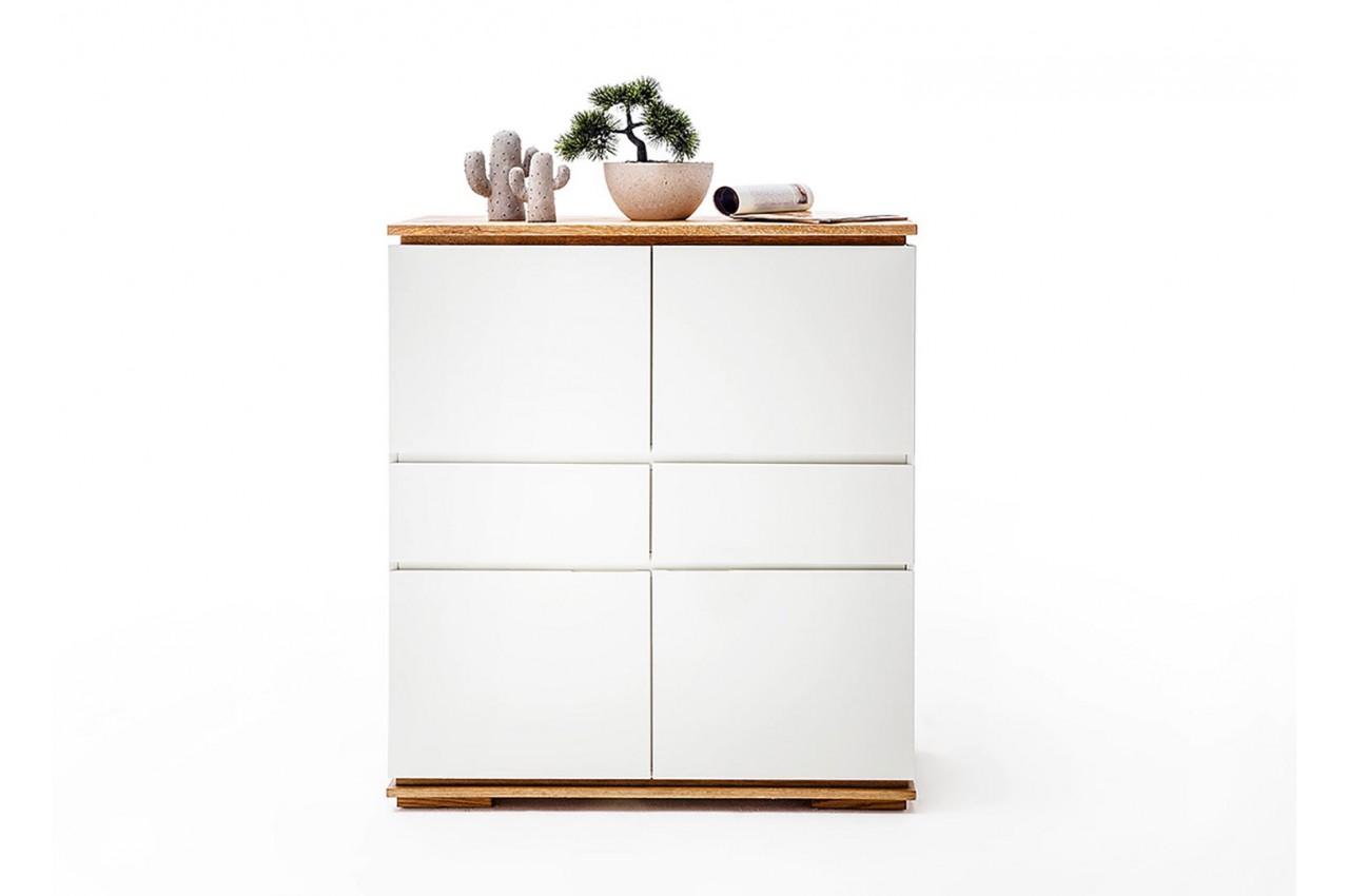 Et Design Pour Laqué Bois Nnov0pym8w Salon Massif Blanc Haut Buffet WD9bE2YHIe