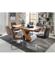 Table de salle à manger extensible / 180 - 270 cm
